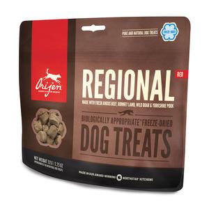 Friandises pour chien lyophilisées Treat Regional - 92 g 673610