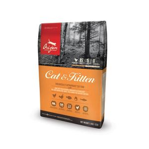 Croquettes pour chat et chaton à la volaille Cat & Kitten - 5,4 kg 673639