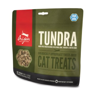 Orijen treat tundra pour chat - 35 gr 673647