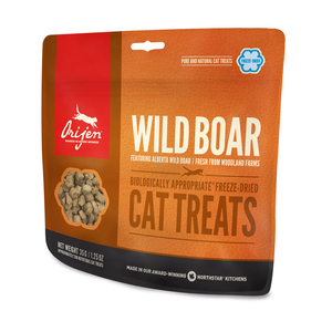 Orijen Treat Boar pour chat - 35 gr 673649