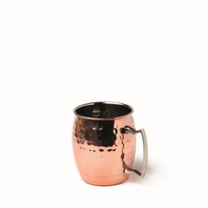 Mug en cuivre rose 674681