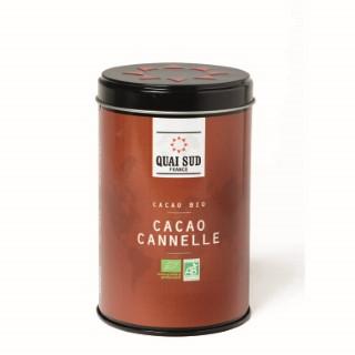 Cacao bio à la cannelle 250 g 674690