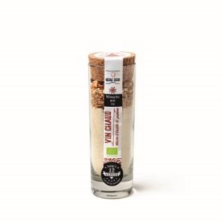 Mélange pour vin chaud bio au sucre d'érable et pomme 140 g 674702