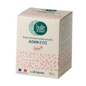 Bougie parfuméeBulle de naturecontrôlée par Ecocert Greenlifesenteur Jasmin d'été - 180 g 674854