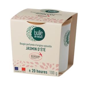 Bougie parfuméeBulle de naturecontrôlée par Ecocert Greenlifesenteur Jasmin d'été - 100 g 674862