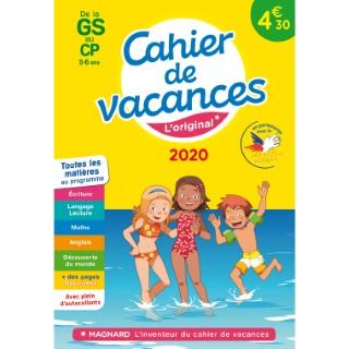 Cahier de vacances 2020 grande section au CP aux éditions Magnard 674913