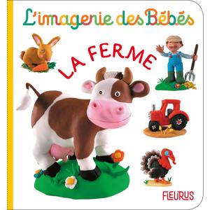 La ferme – l'imagerie des bébés aux éditions Fleurus 674927