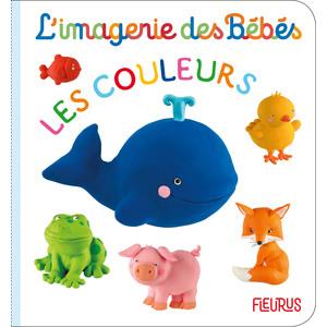 Les couleurs – l'imagerie des bébés aux éditions Fleurus 674929