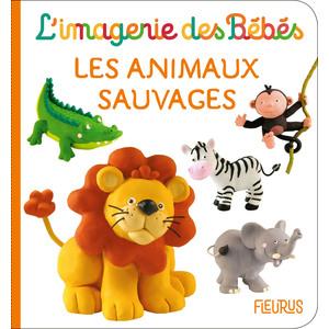 Les animaux sauvages – l'imagerie des bébés aux éditions Fleurus 674933