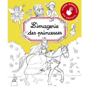 L'imagerie des princesses aux éditions Fleurus 675007