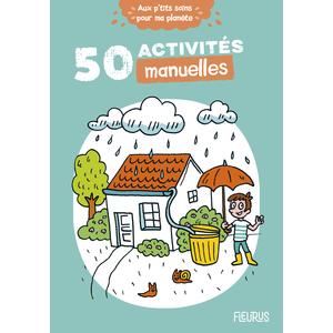 50 activités manuelles aux éditions Fleurus 675061