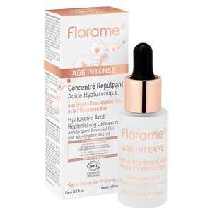 Concentré Repulpant Acide Hyaluronique Âge Intense flacon 15 ml blanc 675069