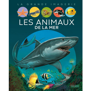Les animaux de la mer aux éditions Fleurus 675182