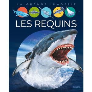 Les requins aux éditions Fleurus 675185