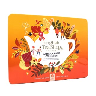 Coffret thés et infusions collection Super Goodness - 36 sachets 675773