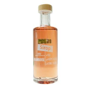 Sirop de framboise bio - bouteille de 25 cl 675781