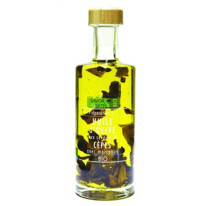 Huile d'olive aux cèpes 25 cl 675783