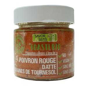 Tartinade poivron rouge 100 g 675794