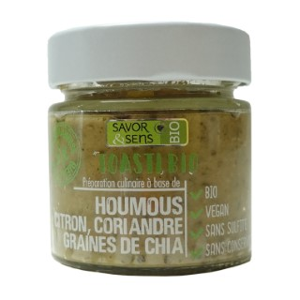Tartinade houmous 100 g 675796