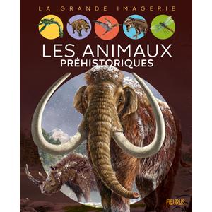 Les animaux préhistoriques aux éditions Fleurus 675968