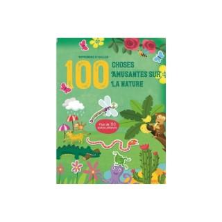 100 choses amusantes sur la nature aux éditions Yoyo Books 675975