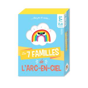 Les 7 familles de l'arc-en-ciel 3 ans et + aux éditions Fleurus 675981