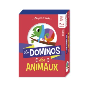 Les dominos des animaux 3 ans et + aux éditions Fleurus 675983