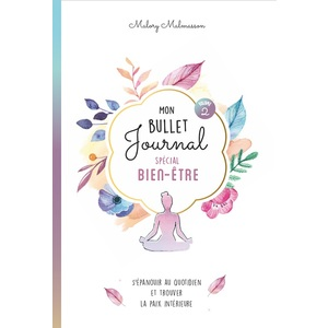 Bullet journal spécial santé bien-être aux éditions Contre-dires 675985