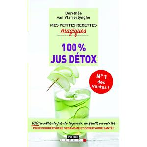 Mes petites recettes magiques 100% jus detox aux éditions Leduc.S 675994