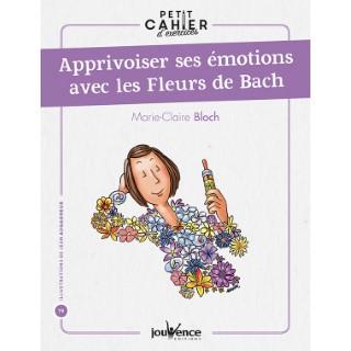 Apprivoiser ses émotions avec les fleurs de bach aux éditions Jouvence 676001