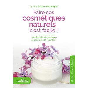 Faires ses cosmétiques naturels c'est facile aux éditions Jouvence 676020