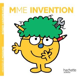 Madame invention aux éditions Hachette jeunesse 676034