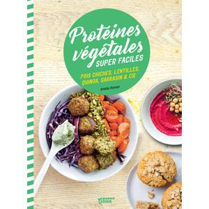 Protéines végétales super faciles aux éditions Mango pratique 676039