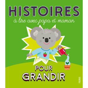 Histoires pour grandir aux éditions Fleurus 676047