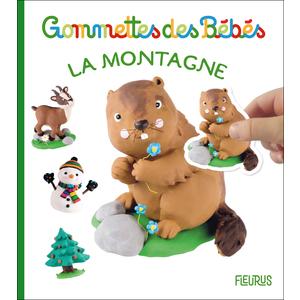 Gommettes des bébés – la montagne aux éditions Fleurus 676050