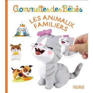 Gommettes des bébés – les animaux familiers aux éditions Fleurus 676053