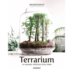 Terrarium les mondes végétaux sous verre aux éditions Marabout 676068