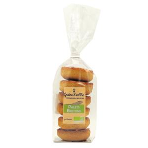 Palets bretons pur beurre 150  g 676424