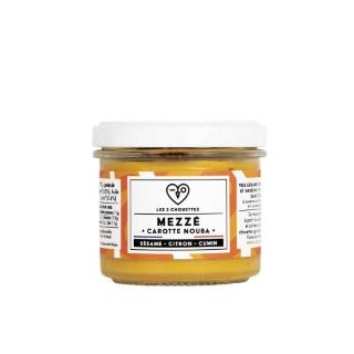 Mezzé carotte nouba 100 g 676435