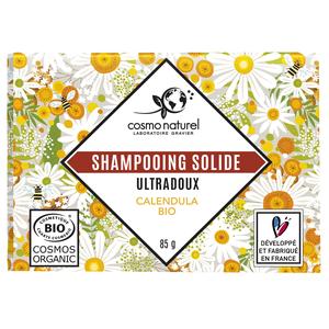 Shampoing solide Ultra doux Étui 85 g jaune 676678
