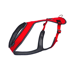Harnais Canicross Otium Taille 4 Longueur du dos 48-57cm Rouge 676741
