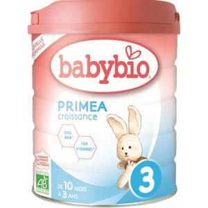 BABYBIO Primea 3 dès 10 mois – 800 gr 677276