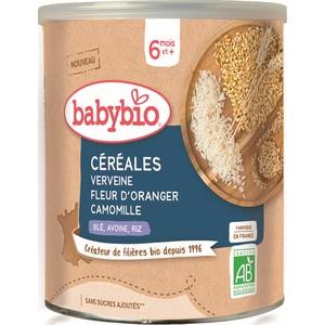 Céréales Camomille Fleur d'Oranger Verveine - 220 gr 677280