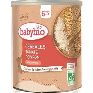 Céréales Tomates Poivron – 220 gr 677282