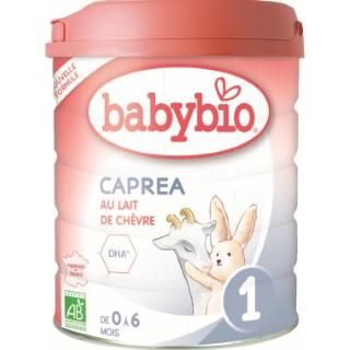 Babybio Caprea 1 de 0 à 6 mois – 800 gr 677292