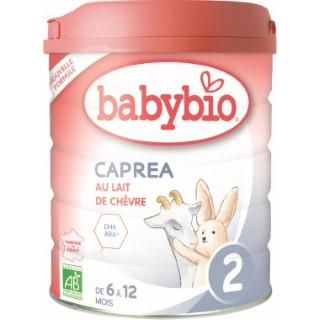 Babybio Caprea 2 dès 6 mois - 800 gr 677293