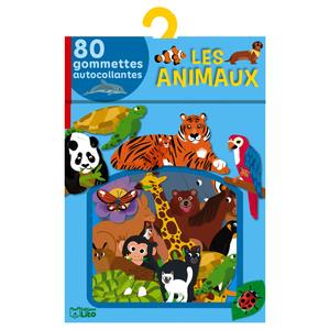 Mes gommettes Lito – Les animaux 677309