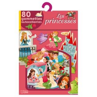 Mes gommettes Lito – Les princesses 677310
