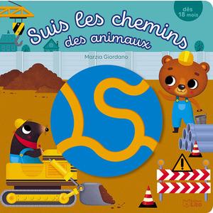 Suis les chemins des animaux aux éditions Lito 677313