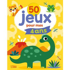 50 jeux pour mes 4 ans aux éditions Lito 677340